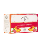 金時代書香咖啡 Brodies 蘇格蘭茶 風味茶包 覆盆莓蜜桃 Raspberry & Peach