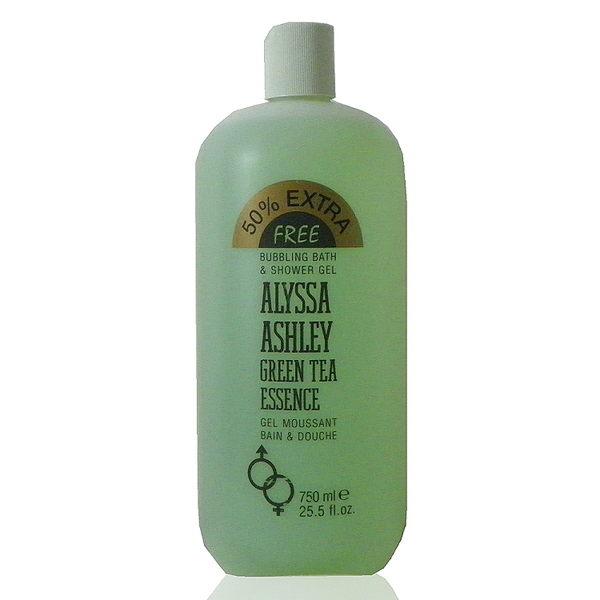 Alyssa Ashley Green Tea 綠色奇蹟沐浴精 750ml 無外盒