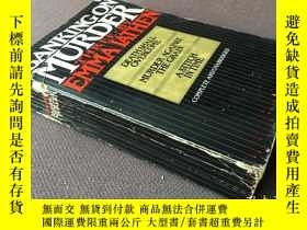 二手書博民逛書店Banking罕見on Murder: Three (英語)Y2