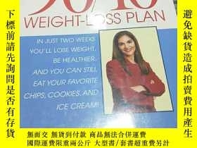 二手書博民逛書店THE罕見90 10 WEIGHT LOSS PLAN 90 1