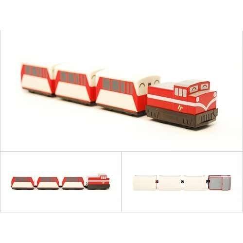 鐵支路全新品─阿里山號迴力列車
