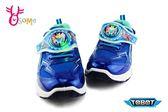 炫風騎士 運動鞋 男童 MIT 電燈鞋 F8184#藍色◆OSOME奧森童鞋