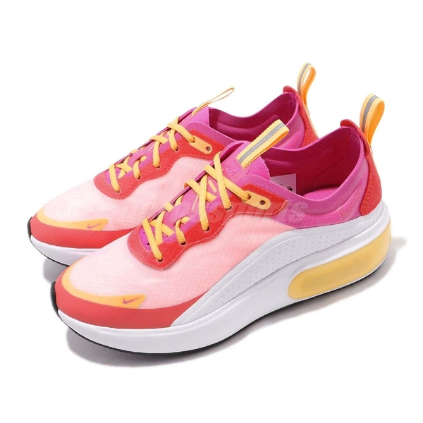 【六折特賣】Nike 復古慢跑鞋 Wmns Air Max DIA SE 粉紅 紅 全新系列 運動鞋 女鞋【PUMP306】 AR7410-102