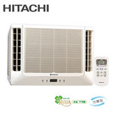 HITACHI日立冷氣 5-7坪 定頻冷專 雙吹式 窗型冷氣 RA-36WK 含基本安裝