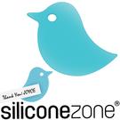 【Siliconezone】施理康Siconi環保矽膠任意貼-藍鳥
