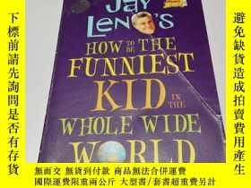 二手書博民逛書店JAY罕見LENO S HOW TO BE THE FUNNIE
