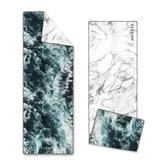 【Clesign】OSE ECO YOGA TOWEL 瑜珈舖巾 - D12 Blue Sea