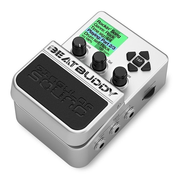 ☆ 唐尼樂器︵☆(公司貨兩年保固) BeatBuddy Singular 擬真數位鼓機 踏板式 MIDI 同步節奏機