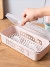 筷籠 筷子盒廚房家用瀝水收納盒帶蓋防塵筷子筒餐具勺子筷子籠置物架【快速出貨八折鉅惠】