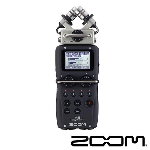 【南紡購物中心】Zoom H5 手持數位錄音機