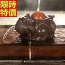 紫砂茶寵 茶具配件-茶寵招財金蟬紫砂擺件5款68ae8【時尚巴黎】