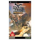 PSP-二手片 魔物獵人 1nd 日文版 PLAY-小無電玩