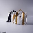 KANGOL 袋鼠 拼接 帆布包 卡其色 6025301150 黑 20