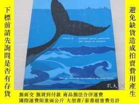 二手書博民逛書店Mammals罕見in the Seas, volume II: