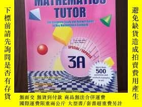 二手書博民逛書店MATHEMATICS罕見TUTOR 3AY12800 casco casco ISBN:9789814112