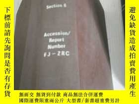 二手書博民逛書店1975罕見government reports annual