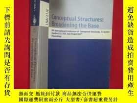 二手書博民逛書店Conceptual罕見Structures: Broadeni