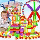 兒童大顆粒塑料拼插積木寶寶益智拼裝3-6周歲1-2男孩女孩小孩玩具【快速出貨】