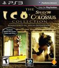 PS3 The ICO and Shadow of the Colossus Collection 迷霧古城 + 汪達與巨像(美版代購)
