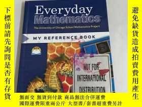 二手書博民逛書店Everyday罕見Mathematics: My Reference Book Grades 1 & 2 (Un