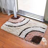 家用地墊門墊浴室吸水防滑墊衛浴衛生間進門口腳墊子房間地毯臥室【韓衣舍】