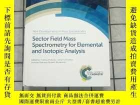 二手書博民逛書店Sector罕見Field Mass Spectrometry for Elemental an 進口原版 Y