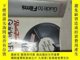 二手書博民逛書店guide罕見to films radio times,Y203