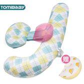 孕婦枕頭護腰側睡枕多功能孕婦側臥枕u型枕頭托腹枕孕婦用品四季 【PINKQ】