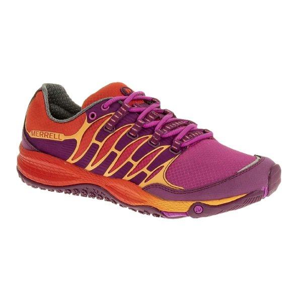 [好也戶外] Merrell ALLOUT FUSE女避震型路野跑兩用鞋 葡萄紫 No.ML06326(65折出清)
