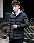 男士外套冬季棉服棉衣日韓潮流加厚羽絨棉襖帥氣短款男裝 新主流旗艦店