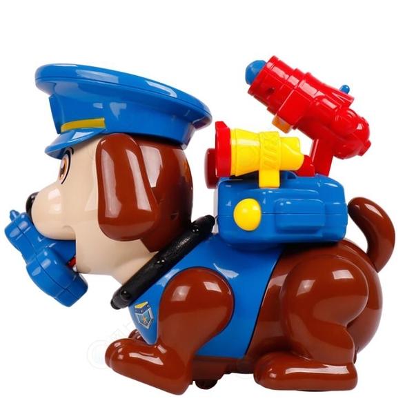 狗狗巡邏隊消防犬智慧遙控機器狗會走路唱歌電玩具禮物【快速出貨】