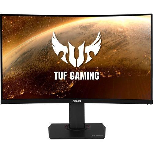 ASUS華碩 TUF GAMING VG32VQ 32型 HDR曲面電競螢幕【刷卡含稅價】