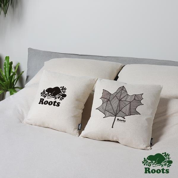 Roots Home - 有機棉單人床包 - 灰色
