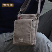 【TROOP】經典品格CLASSIC單肩包/TRP0243BN(棕色)