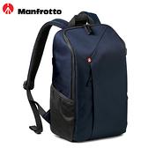 ◎相機專家◎ Manfrotto 開拓者微單眼後背包 夜空藍 SPARK 空拍機包 MB NX-BP-BU 公司貨