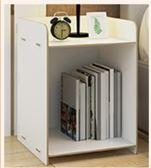 床頭柜 簡約現代臥室儲物柜簡易床邊收納柜經濟型北歐小柜子gogo購