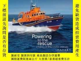 二手書博民逛書店Powering罕見to the Rescue-為救援提供動力Y414958 出版2020