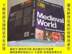 二手書博民逛書店THE罕見TIMES Medieval WorldY205889