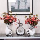 歐式擺件   客廳臥室房間電視櫃酒櫃裝飾品擺件歐式創意家居浪漫擺設結婚禮物 Igo coco衣巷