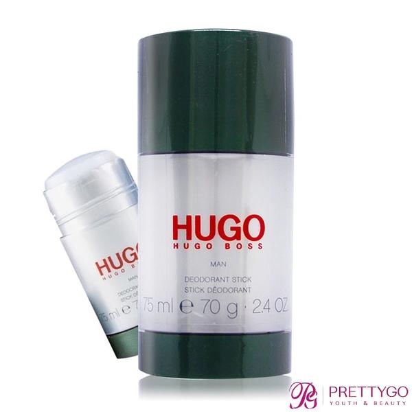 HUGO BOSS HUGO MAN男性香水體香膏(75ml/70g)-國際航空版【美麗購】