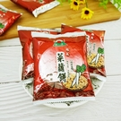 旭成菜脯餅乾-原味 1袋12入 (約270~300公克)【4714217001229】(台灣零食)