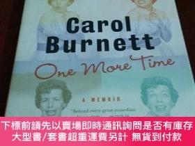 二手書博民逛書店One罕見More Time 一個更多的時間 (英文原版)Y20470 Carol Burnett Rando
