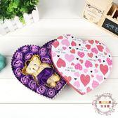 一件85折免運--花束結婚紀念日創意玫瑰花禮盒花束生日禮物女生實用送女友女朋友老婆