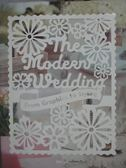 【書寶二手書T9/設計_ZJR】The Modern Wedding_Sandu Publishing