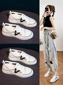 運動涼鞋女2021年夏季新款百搭透氣仙女風平底包頭時裝夏天小白鞋『潮流世家』