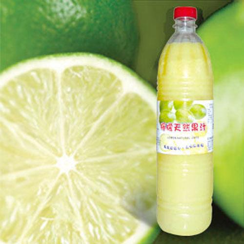 【永大】檸檬天然果汁 (950g*20入/箱) 冷凍配送
