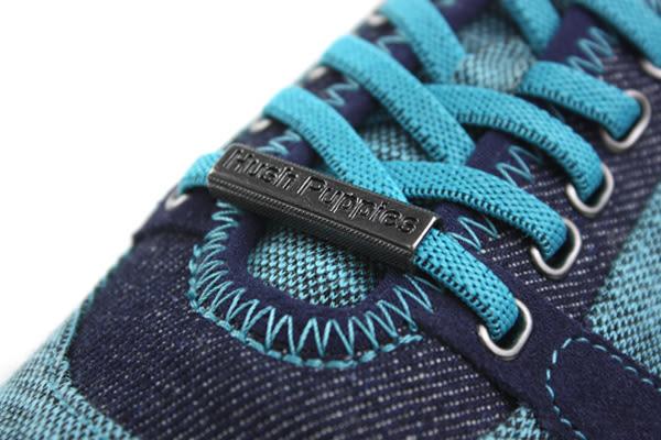 Hush Puppies 休閒鞋 女鞋 藍色 no043