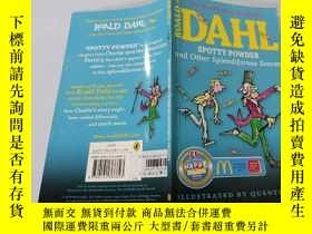 二手書博民逛書店Roald罕見DAHL Spotty Powder and other Splendiferous Secrets
