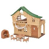 森林探險小屋禮盒組