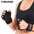 HEAD海德 透氣式健身手套 超透氣止滑...